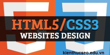 Biên tập soạn thảo HTML