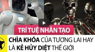 Trí Tuệ Nhân Tạo AI là gì, Vì Sao Hồng Kông Lại Dậy Sóng Với Trung Quốc, Video Nói về Trí Tuệ Nhân Tạo AI