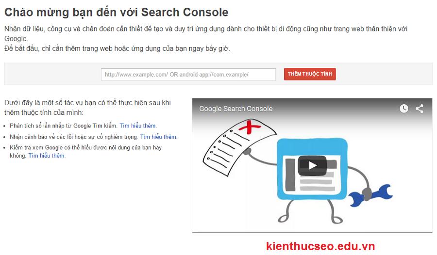 huong dan dang ky google webmaster tools